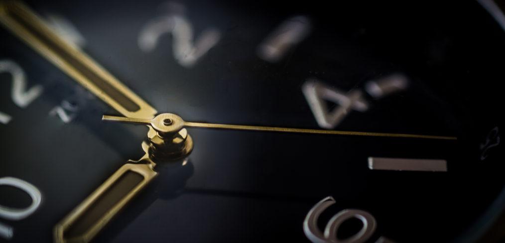 Time management is key. Photo via Pexels.