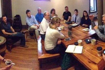 Newbo Open Coffee Club #NBOCC