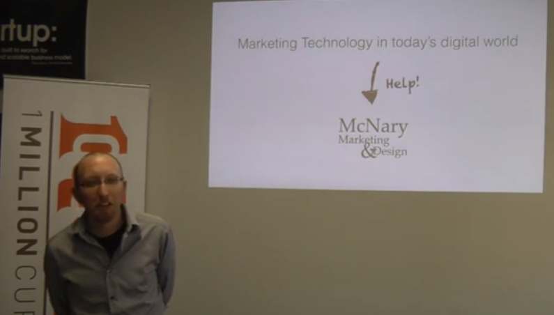1 Million Cups - McNary Marketing & Design LLC